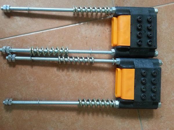 căng kéo ray điện an toàn 3P 1
