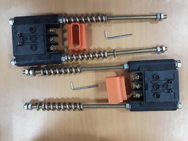 căng kéo ray điện an toàn 8