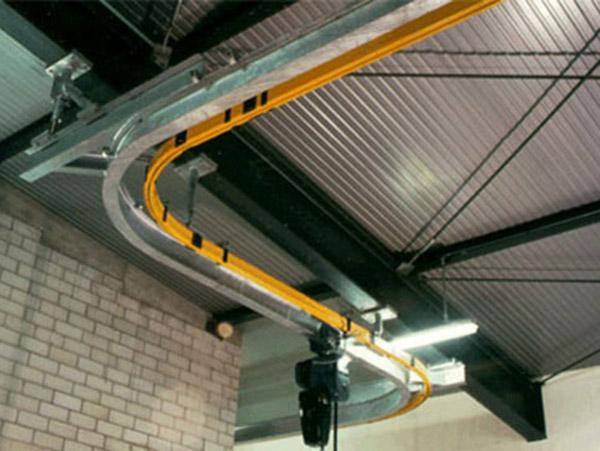 cầu trục monorail 2 tấn