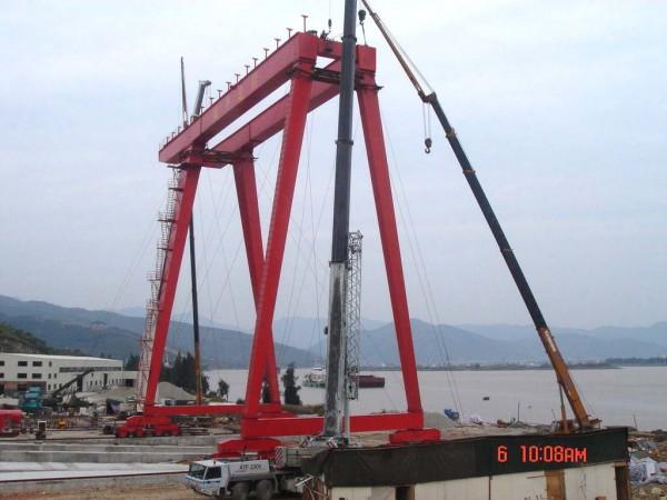 cầu trục cảng