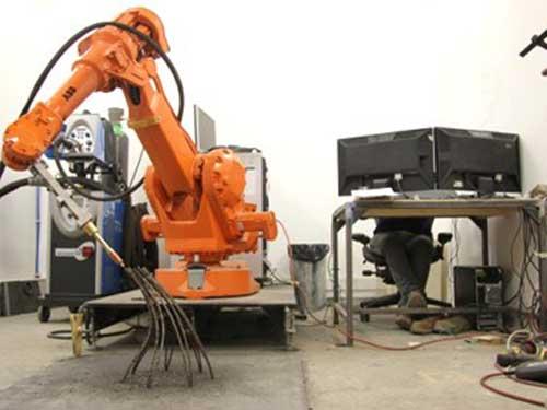 Đúc kim loại sử dụng công nghệ in 3D
