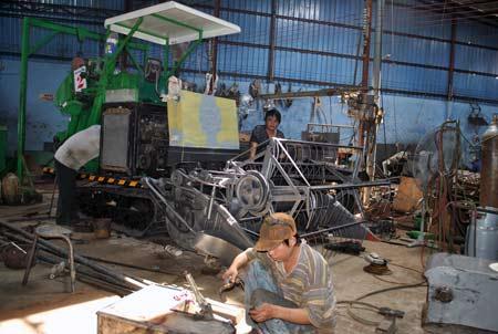 Ra trường làm nghề gì khi học cơ khí chế tạo máy?