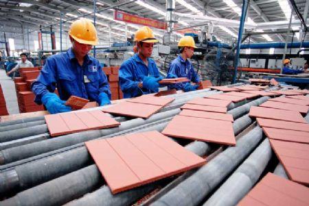 Thị trường vật liệu xây dựng: Rơi vào cảnh khó khăn