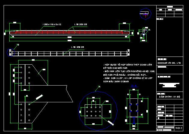 Tìm hiểu tổng quan cấu trúc của cầu trục