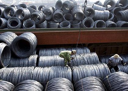 Cuộc chiền giành giật thị phần của ngành thép