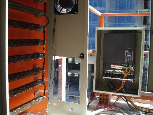 Lắp biến tần cho cầu trục, cổng trục và cẩu trục