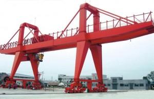 Tìm hiểu kết cấu thép của cổng trục