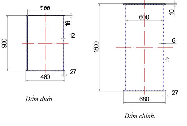 kết cấu thép cầu trục