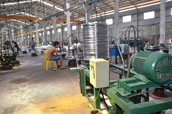 sản xuất dây cáp điện