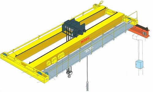 Cùng phân loại cơ cấu nâng hạ cầu trục