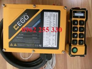 Điều khiển cầu trục EGO 8 nút