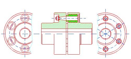Palang và cấu tạo nối trục