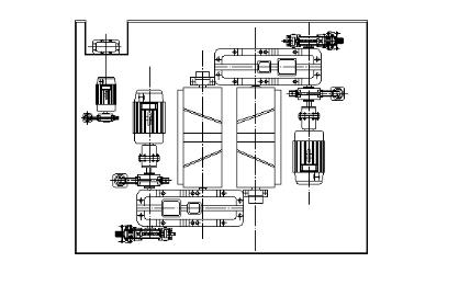 Tính toán cơ cấu nâng hạ cổng trục trong thiết kế