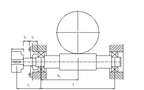 Tính toán thiết kế cho trục và then