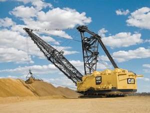 Hệ thống di chuyển của máy xây dựng