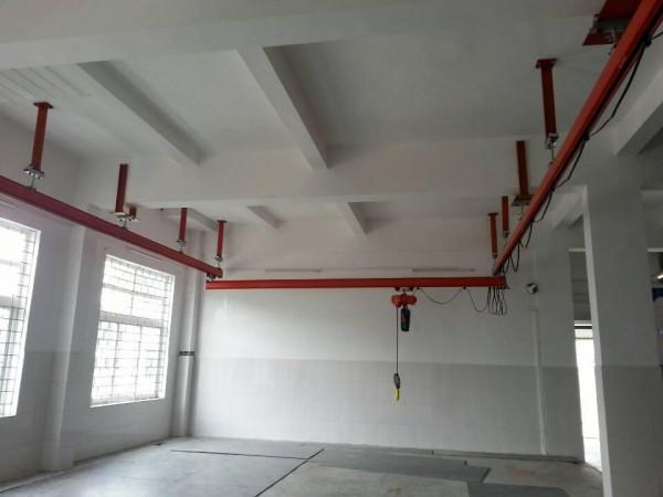 Lắp đặt Monorail tại Bắc Ninh