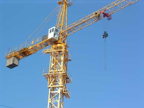 Giới thiệu về cần trục tháp
