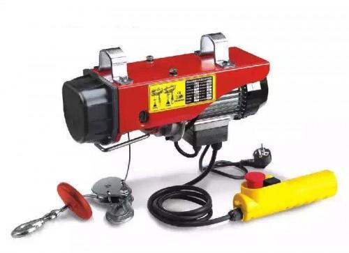 Palang cáp điện mini PA