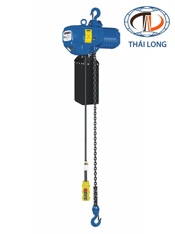 Palang xích điện Brima 0,5 tấn