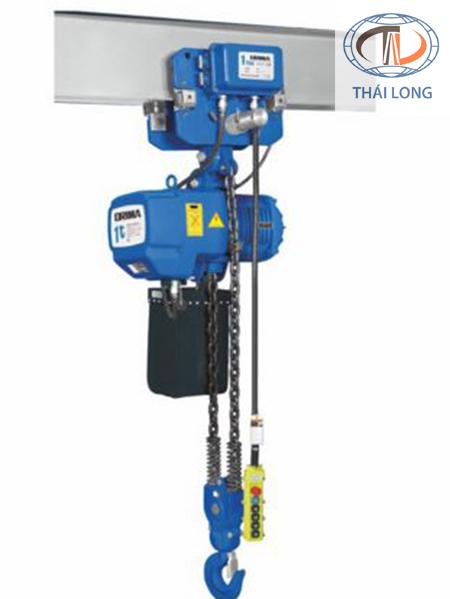 Palang xích điện Brima 500kg