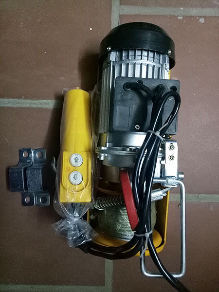 palang mini PA 300 3