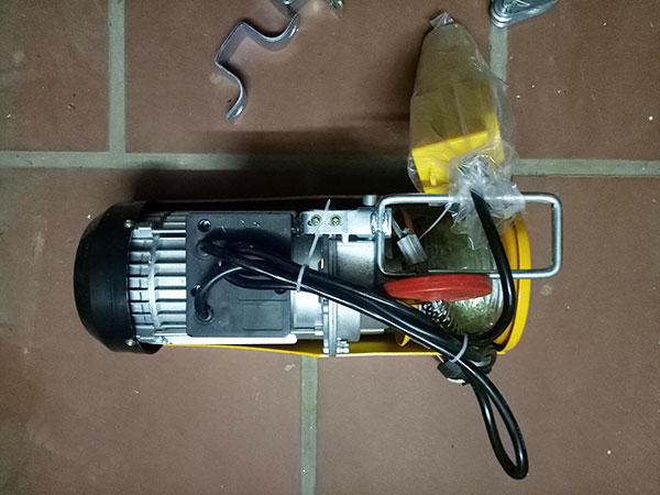 palang mini PA 800 3