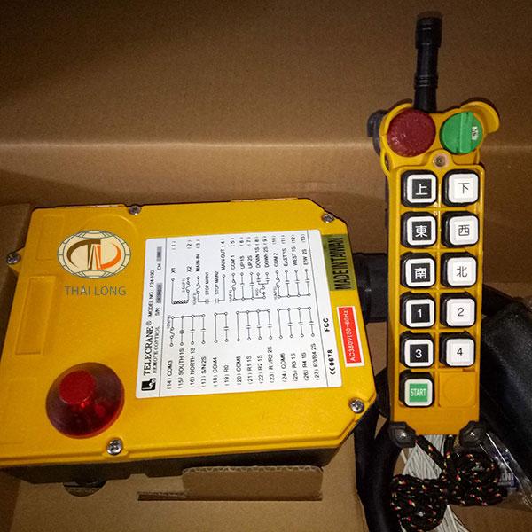 bộ điều khiển từ xa Telecrane F24-10D