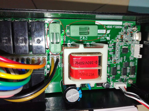 Hướng dẫn lắp điều khiển cầu trục Telecrane F21 E1 1