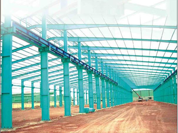 Nhà xưởng có cầu trục sẽ có đơn giá xây dựng cao hơn với loại thông thường