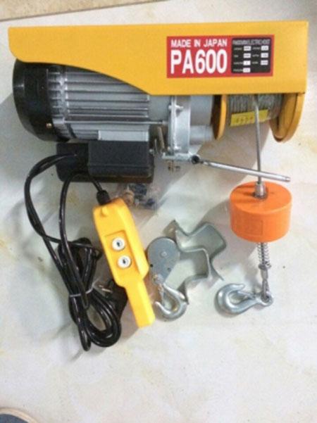 Tời điện Vital PA600