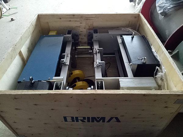 Palang cáp điện Brima 5 tấn 9m3