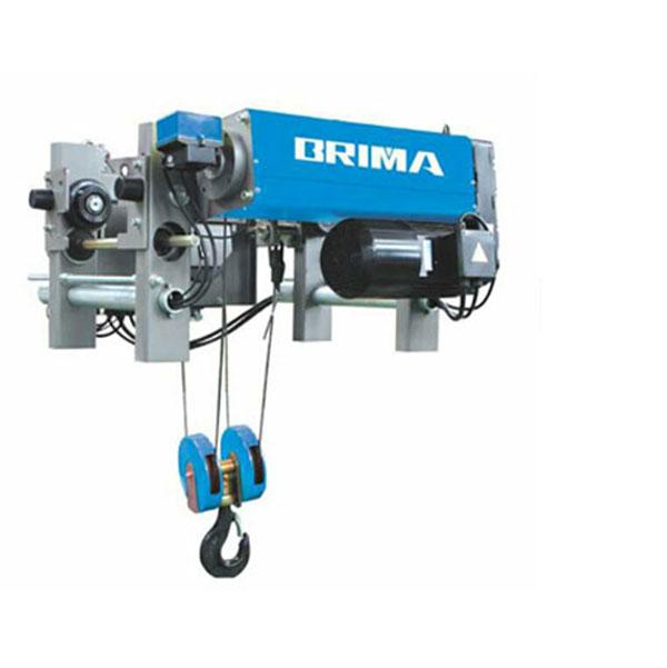 Palang cáp điện Brima dầm đơn 1