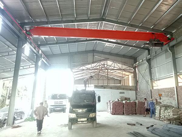 cầu trục 5 tấn ở Hưng Yên