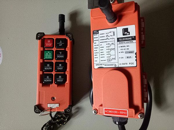 điều khiển cầu trục telecrane F21-E1 1