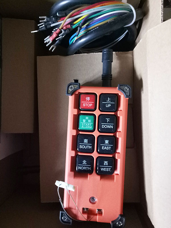 điều khiển cầu trục telecrane F21-E1 2