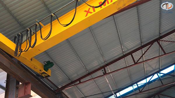 cầu trục 3 tấn ở Quảng Ninh 3