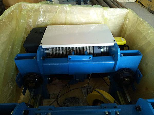 palang cáp điện 10 tấn 6m Brima1