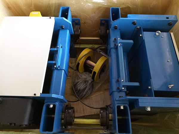 palang cáp điện 10 tấn 6m Brima2