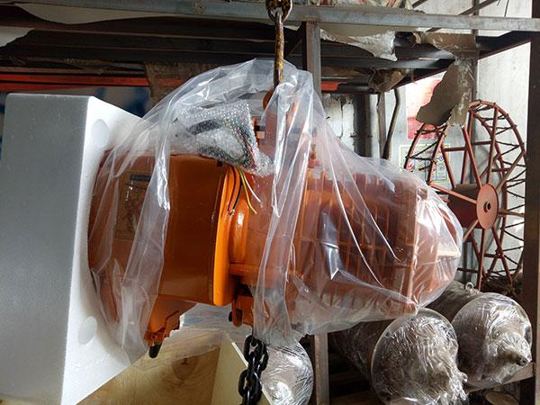 Palang xích điện TXK 2 tấn5