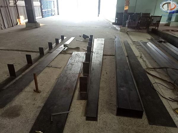 cổng trục 3 tấn 1