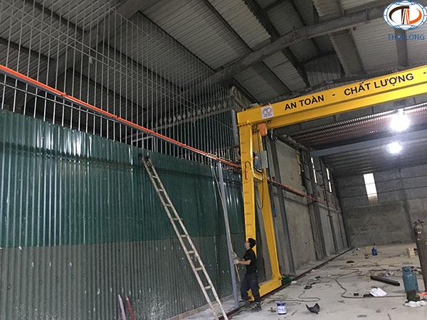 cổng trục 3 tấn 6