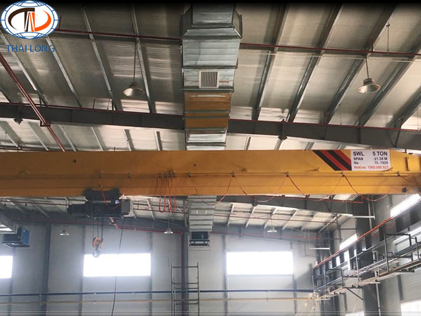 Cầu trục 5 tấn ở bắc giang 2