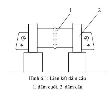 liên kết dầm cổng trục